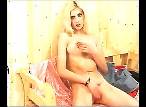 Blondes;Fingering;German;Vintage;Blondine Blondine macht...