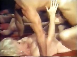 Group Sex,Vintage Tom Byron - Group...