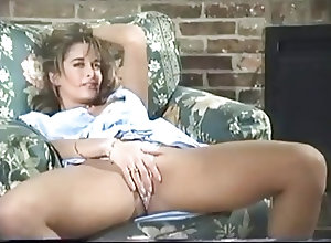 British;Hairy;Masturbation;Vintage Sharon Kayne