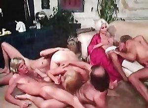 Blowjobs;Hardcore;Pornstars;Group Sex;Vintage Seka's Fantasy