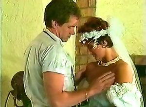 Dress,Vintage,Wedding Sharon Mitchell -...