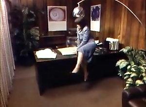 Big Boobs,Secretary,Vintage Taija Rae -...