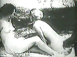 Hairy;Vintage lesbians and...