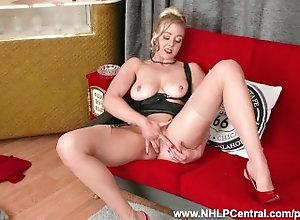 nhlpcentral;kink;masturbate;big;boobs;retro;blonde;big;natural;tits;big;tits;nylon;garter;belt;vintage;fingering;high;heels;glamour;fetish;babe,Babe;Big Tits;Blonde;Fetish;Masturbation;Vintage;British;Solo Female Leggy blonde with...