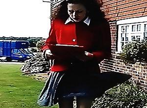 British;Upskirts;Vintage;HD Videos;Windy Skirt;Skirt Windy Skirt...