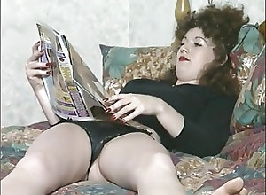 British;Brunettes;Masturbation;Softcore;Vintage SF359