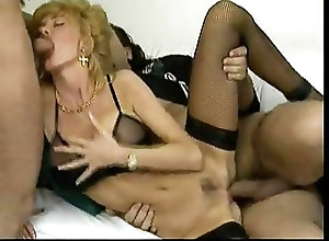 German;Matures;Threesomes;Vintage Dolly Buster Is...