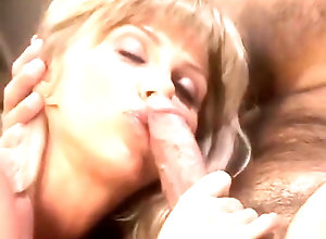 Blond,Vintage,Classic,Retro,Big Tits,Cumshot,MILF,Classic,Hot Mom,Natural Boobs Sexy cougar with...
