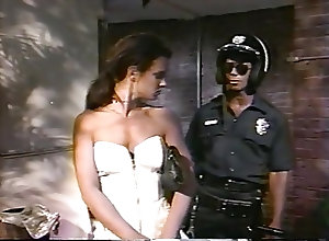 Vintage;Interracial Aja Detained by...