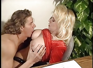 Cunnilingus;Blondes;Big Boobs;Vintage Blonde
