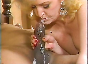 Cumshots;Matures;Vintage;Cum in Mouth;Cum Swallowing Kitty Fox gets a...