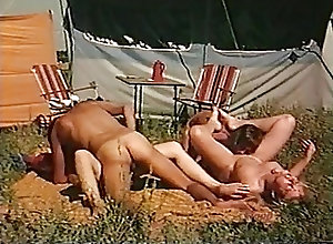 Group Sex;Hardcore;Orgy;Teens;Vintage;X Czech Campingplatz (1976)