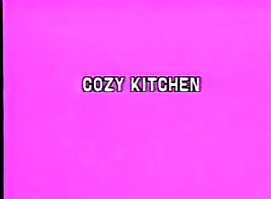 Kitchen cozy kitchen