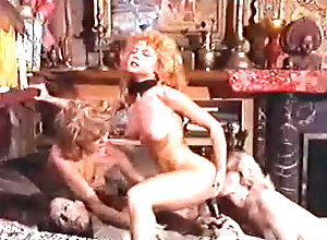 IR,Black,Latin,Nina Hartley,Stacey Donovan,Lili Marlene,Kathy Thomas,Paul Thomas,Hershel Savage,Billy Dee,Ed Navarro Le Plaisir Total