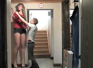 Vintage,Classic,Retro,Amateur,Fetish Tall girl vs...