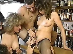 Jeanny Bee,Cindy More,Regina Reggia,Alex Gold Nass Und Pervers