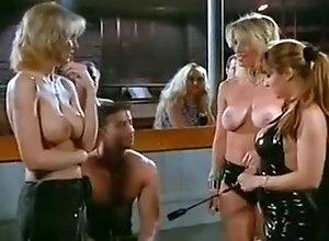 Threesome,Handjobs Corinne Williams...