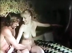 Blonde,Threesome,Hairy,Threesome,Vintage Vintage Sharing...