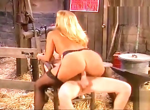 Swallow Сum,Vintage,Classic,Retro,Ranch fucked in the stable
