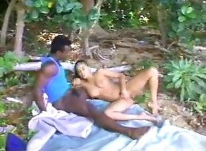 Black Ray and Nina