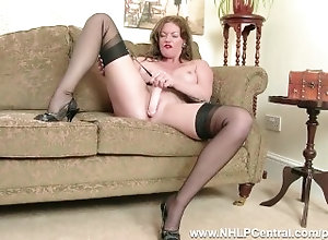 nhlpcentral;kink;masturbate;teasing;adult;toys;big;boobs;mom;mother;redhead;milf;nylons;lingerie;vintage;retro;high;heels;stockings;british;huge;tits,Big Tits;Fetish;Masturbation;Toys;MILF;Pornstar;Striptease;Red Head;British,Holly Kiss Redhead Milf...