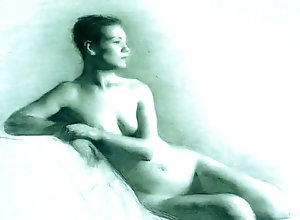 Voyeur,Centerfold,Erotic Art,Nude The Nude in Art