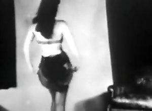 Dancing,Vintage Vintage Stipper...