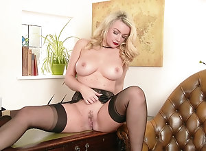 Vintage,Classic,Retro,Big Tits,Stockings,Solo Female,Penny Lee Penny Lee - 16