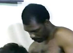 Black,Threesome,Big Boobs,Ebony,Vintage Ebony Ayes