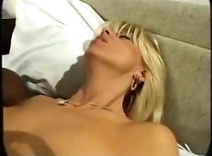 Anal,Stockings,Blonde,hot blonde,MILF,Monster Cock Hot Blonde MILF...