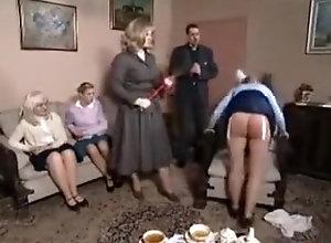 Vintage,Classic,Retro,BDSM,Kinky BDSM under...