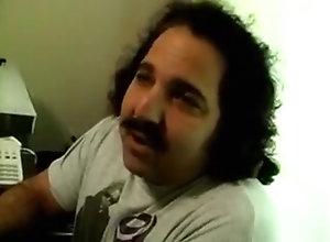 Cumshot,Penetrating,Vintage,Young (18-25) Ron Jeremy Blasts...