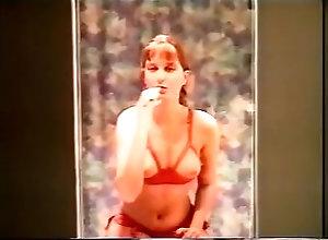 Vintage,Classic,Retro,Striptease,Amateur,Dressing Room,room,Young (18-25) Teenage Dressing...