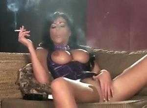 Masturbation,Vintage,Classic,Retro,Big Tits,MILF,Smoking,hot babe,Perfect,Smoking Super Hot Babe...