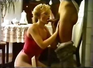 Blonde,Stockings Das Blas Konzert...