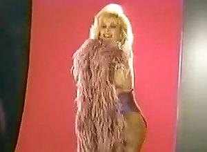 Softcore,Blonde,Photoshoot Rhonda Shear...