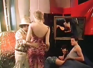 Double Penetration,Vintage,Classic,Retro,Classic,Orgy,Theater Shooting cinema...