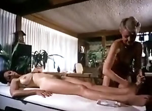 Threesome,Hairy,Vintage KAY PARKER, JULIET