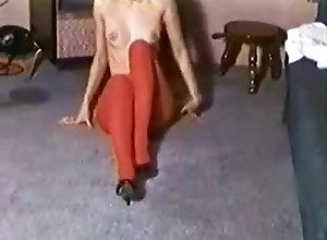 Softcore,Striptease,Undressing,Vintage,Young (18-25) VENUS - vintage...