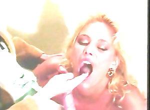 Pornstars;Vintage;American;Treats Debbie Diamond...