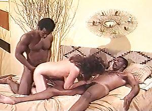 Interracial;Threesomes;Vintage Ray Victory, FM...