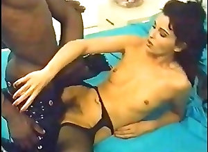 Interracial;Pornstars;Retro;Spanish Luana Borgia