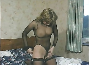British;Big Boobs;Big Natural Tits;Striptease;Vintage;Retro British Retro Wank