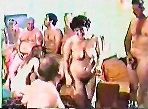Orgy;Vintage;Voyeur antigua orgia