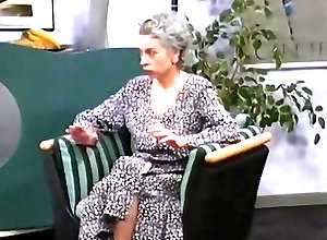 Grannies;Matures;Vintage;Pervers Gisela Kunz - Oma...