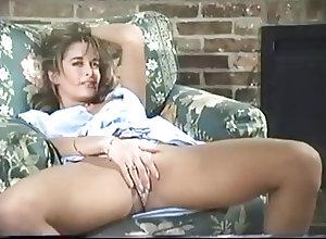 British;Hairy;Masturbation;Vintage Sharon Kayne