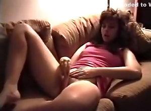 Masturbation,Banana,Hirsute,Masturbating,MILF,Natural Pussy,Vintage Vintage MILF...