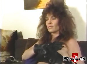 Lesbian,Brunette,Vintage,Classic,Retro,BDSM,Fetish,Strapon,Bruce Seven Bruce Seven -...
