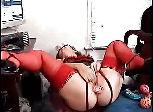 Anal;Dildo;Gaping;Masturbation;Vintage BJSEXTREMESEX...