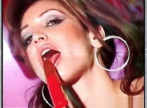 Brunette,Vintage,Classic,Retro,Striptease,Swinger Angela Taylor -...